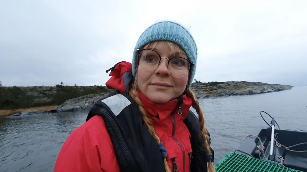 Mona Vauger, ordfører Hvaler.