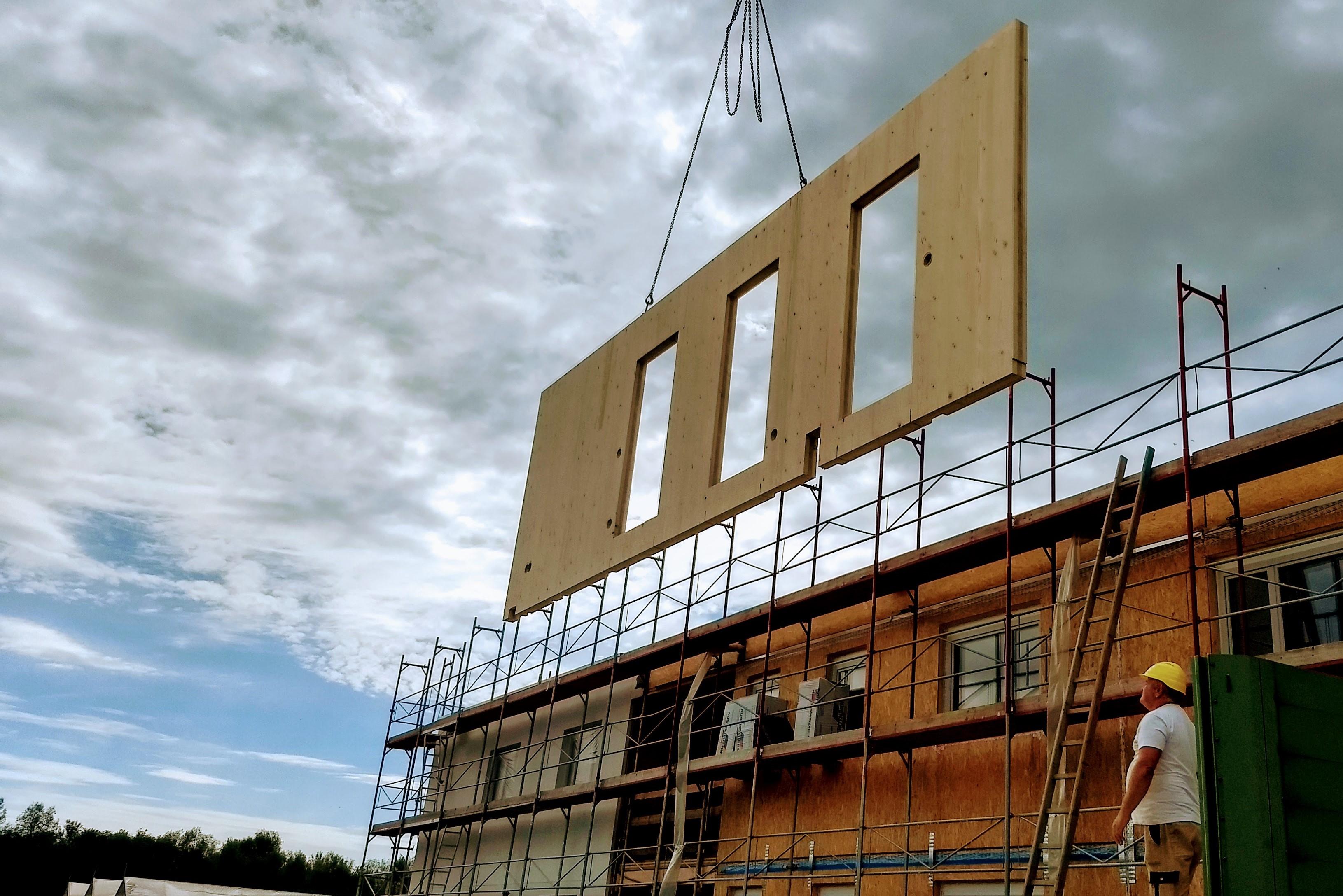 Nytt verktøy for trebasert karbonlagring i bygningsmasse på kommune- og fylkesnivå
