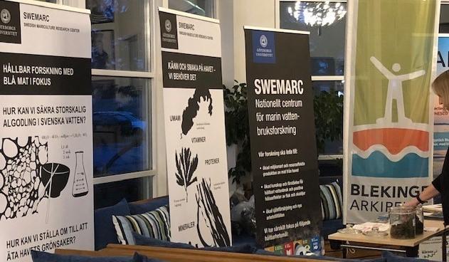 Nationell vattenbrukskonferens i Åhus